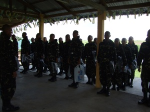 AFP Soldiers and MoA Witnesses