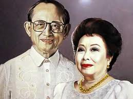 FEED Patrons, Former President of the Philippines, Fidel V. Ramos; and Former First Lady Amelita