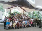 MOU FEED, PA, UPLB Teams