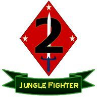 JUNGLE FIGHTER badge