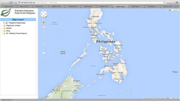 Philippine Watershed Portal