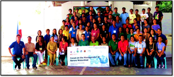 Baroro Watershed Management Forum