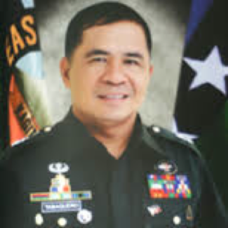 2014 - Gen. Art Tabaquero, Former Commander of the Western Division, Philippine Army