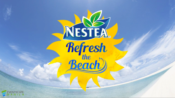 Nestea Refresh the Beach.png
