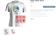One Shirt One Tree MONDO PROJECT
