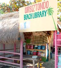 urbiztondo beach library