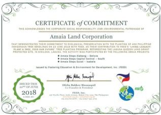 Cert of Commitment AMAIA Land Corp 22 June 2018.jpg